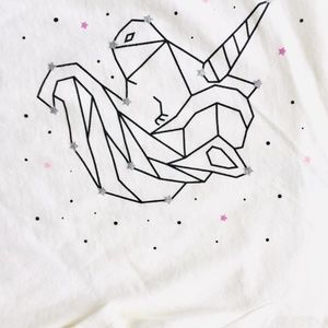 Shirts & Tops - Little Unicorn Constellation Long-Sleeve Shirt
